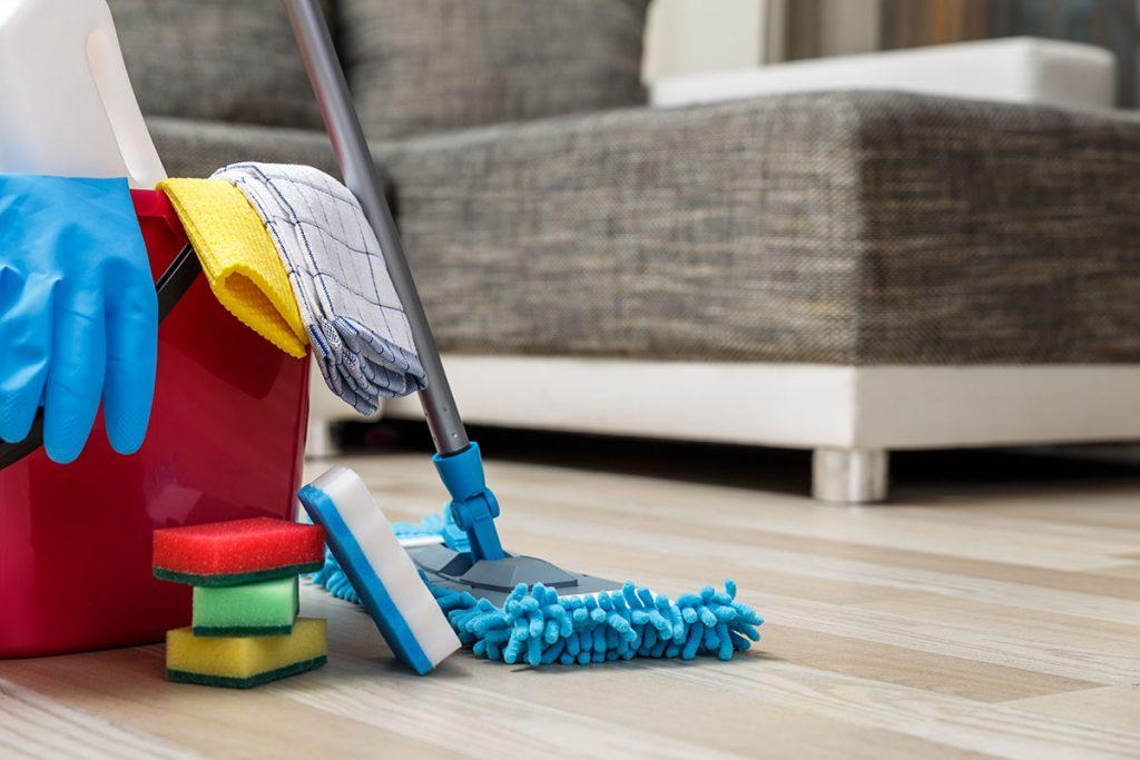 Услуги по уборке квартир в санкт-петербурге