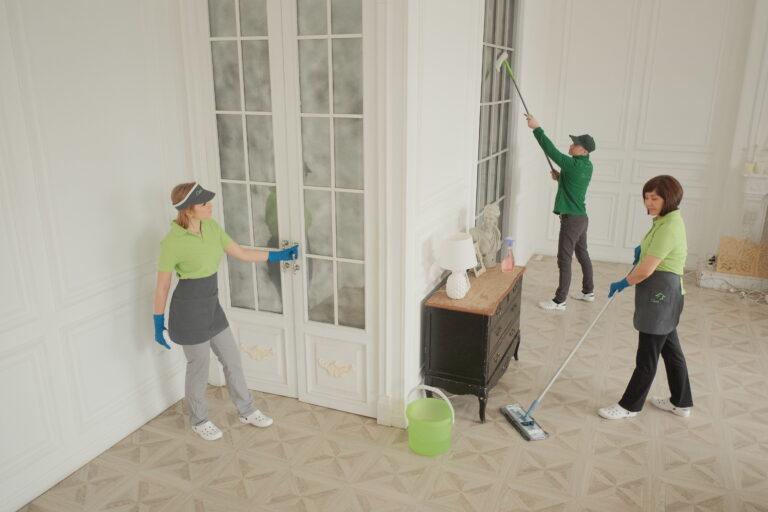 Уборка частного дома в санкт-петербурге